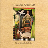 Claudia Schmidt - New Album